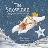 Download Howard Blake Walking In The Air (theme from The Snowman) sheet music and printable PDF music notes