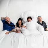 Download benny blanco, Selena Gomez, Tainy & J Balvin 'I Can't Get Enough' printable sheet music notes, Pop chords, tabs PDF and learn this Piano, Vocal & Guitar (Right-Hand Melody) song in minutes
