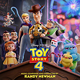 Download Randy Newman 'I Can't Let You Throw Yourself Away (from Toy Story 4)' printable sheet music notes, Disney chords, tabs PDF and learn this Piano, Vocal & Guitar (Right-Hand Melody) song in minutes