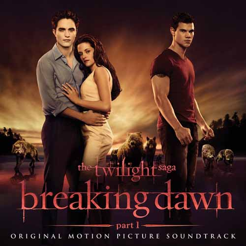 The Belle Brigade, I Didn't Mean It (from The Twilight Saga: Breaking Dawn, Part 1), Piano, Vocal & Guitar (Right-Hand Melody)