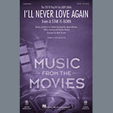 Download Lady Gaga I'll Never Love Again (from A Star Is Born) (arr. Mark Brymer) - Drums sheet music and printable PDF music notes