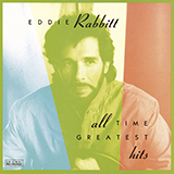 Download Eddie Rabbitt I Love A Rainy Night sheet music and printable PDF music notes