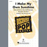 Download Alyssa Bonagura I Make My Own Sunshine (arr. Jack Zaino) sheet music and printable PDF music notes