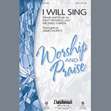 Download James Koerts 'I Will Sing - Fiddle/Violin' printable sheet music notes, Sacred chords, tabs PDF and learn this Choir Instrumental Pak song in minutes