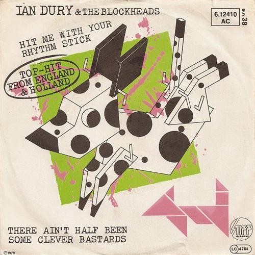 Ian Dury & The Blockheads, Hit Me With Your Rhythm Stick, Lyrics & Chords