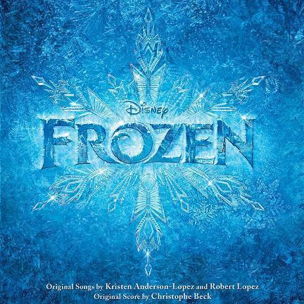 Let It Go (from Frozen) sheet music