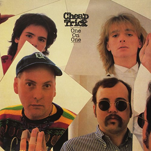 Cheap Trick, If You Want My Love, Piano, Vocal & Guitar (Right-Hand Melody)