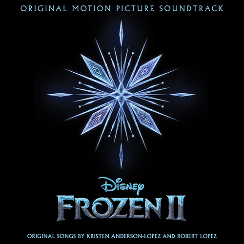 Idina Menzel and AURORA, Into The Unknown (from Disney's Frozen 2), Easy Guitar Tab
