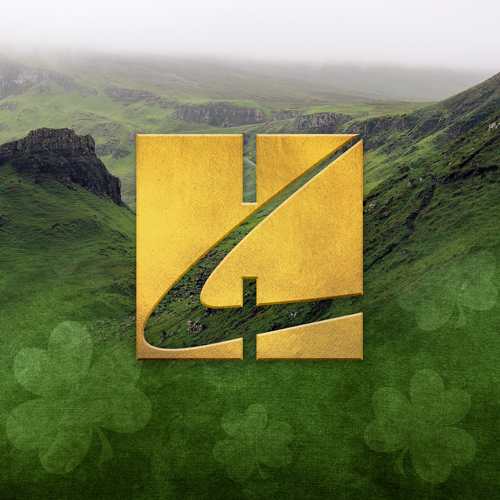 Irish Folksong, The Wearing Of The Green, Piano, Vocal & Guitar (Right-Hand Melody)