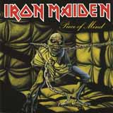 Download Iron Maiden Where Eagles Dare sheet music and printable PDF music notes
