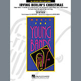 Download Michael Brown 'Irving Berlin's Christmas (Medley) - Bb Trumpet 2' printable sheet music notes, Light Concert chords, tabs PDF and learn this Concert Band song in minutes