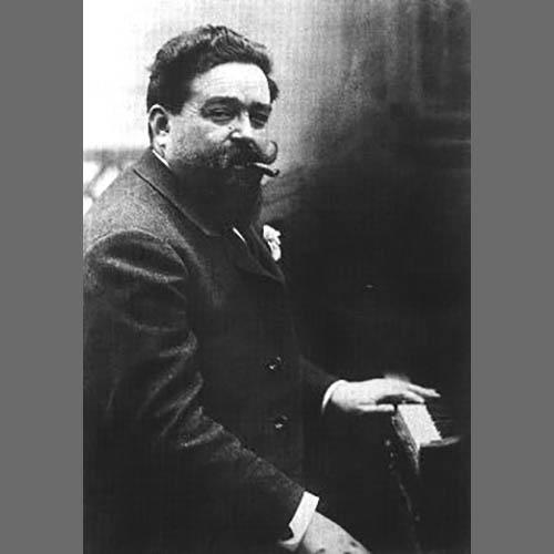 Isaac Albeniz, Tango Op. 164 No. 2, Piano