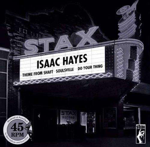 Isaac Hayes, Theme From Shaft, Lyrics & Chords