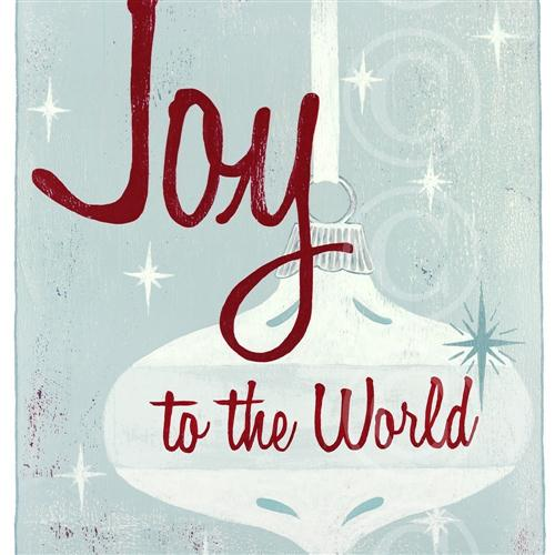 Isaac Watts, Joy To The World, Piano, Vocal & Guitar (Right-Hand Melody)