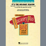 Download John Moss 'It's The Holiday Season - Baritone B.C.' printable sheet music notes, Holiday chords, tabs PDF and learn this Concert Band song in minutes