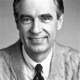 Download Fred Rogers 'It's You I Like' printable sheet music notes, Children chords, tabs PDF and learn this Piano, Vocal & Guitar (Right-Hand Melody) song in minutes