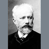 Download Pyotr Il'yich Tchaikovsky 'Italian Song, Op. 39, No. 15' printable sheet music notes, Classical chords, tabs PDF and learn this Piano Solo song in minutes