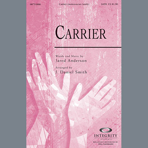 Carrier - Percussion sheet music