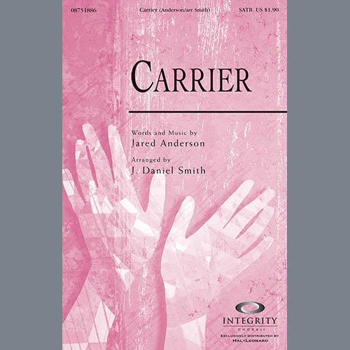 Carrier - Tenor Sax (sub. Tbn 2) sheet music