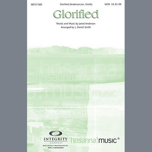 Glorified - Keyboard String Reduction sheet music