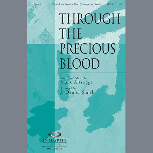 Through The Precious Blood - Clarinet 1 & 2 sheet music