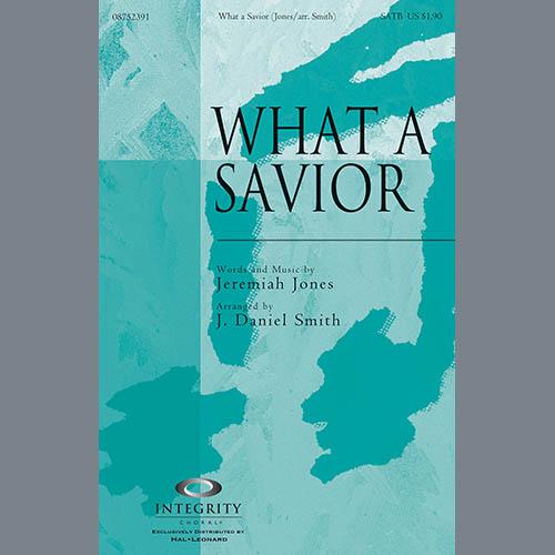 What A Savior - Trumpet 1 sheet music