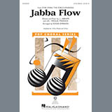 Download J.J. Abrams and Lin-Manuel Miranda 'Jabba Flow (from Star Wars: The Force Awakens) (arr. Roger Emerson)' printable sheet music notes, Film and TV chords, tabs PDF and learn this 3-Part Mixed song in minutes