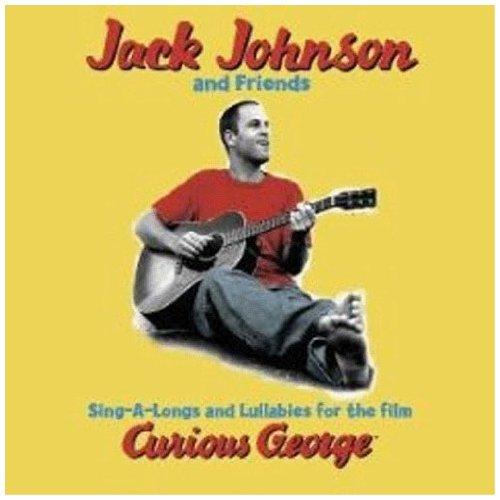 Jack Johnson, Upside Down, Piano (Big Notes)