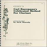 Download Jack Snavely 'Carl Baermann's Celebrated Method For Clarinet, Part 3' printable sheet music notes, Unclassified chords, tabs PDF and learn this Instrumental Method song in minutes