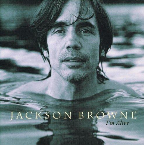 Jackson Browne, Sky Blue And Black, Piano, Vocal & Guitar
