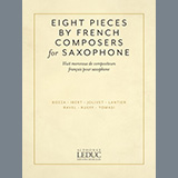 Download Jacques Ibert Aria sheet music and printable PDF music notes