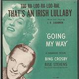 Download James R. Shannon Too-Ra-Loo-Ra-Loo-Ral (That's An Irish Lullaby) sheet music and printable PDF music notes