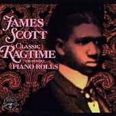 James Scott, Frog Legs Rag, Guitar Tab