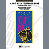 Download James Swearingen Can't Help Falling In Love (Solo Alto Saxophone Feature) - Tuba sheet music and printable PDF music notes