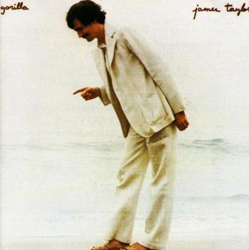 James Taylor, Gorilla, Piano, Vocal & Guitar (Right-Hand Melody)