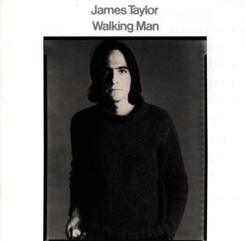 James Taylor, Migration, Piano, Vocal & Guitar (Right-Hand Melody)