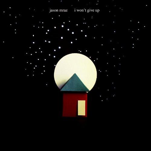 Jason Mraz, I Won't Give Up, Piano, Vocal & Guitar (Right-Hand Melody)