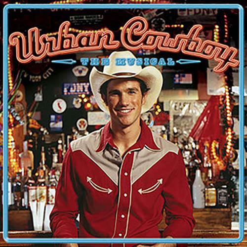 Jason Robert Brown, Mr. Hopalong Heartbreak (from Urban Cowboy), Piano, Vocal & Guitar (Right-Hand Melody)