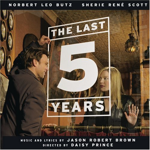 Jason Robert Brown, The Next Ten Minutes (from The Last 5 Years), Piano, Vocal & Guitar (Right-Hand Melody)