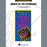 Download Jay Bocook March Of The Olympians - Eb Alto Saxophone 2 sheet music and printable PDF music notes