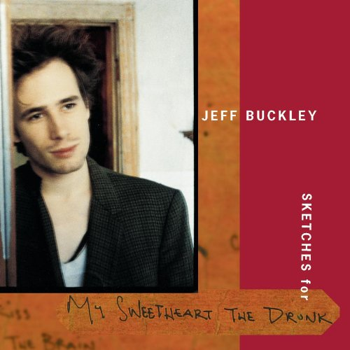 Jeff Buckley, Nightmares By The Sea, Guitar Tab