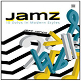 Download Jeff Jarvis Jamz (15 Solos In Modern Styles) - Bb Clarinet sheet music and printable PDF music notes
