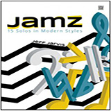 Download Jeff Jarvis Jamz (15 Solos In Modern Styles) - Bb Tenor Saxophone sheet music and printable PDF music notes