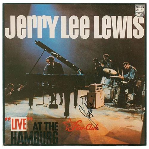 Jerry Lee Lewis, Great Balls Of Fire, Lyrics & Chords