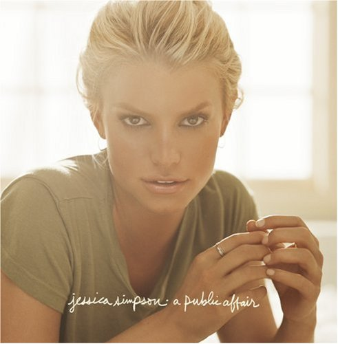 Jessica Simpson, Swing With Me, Piano, Vocal & Guitar (Right-Hand Melody)