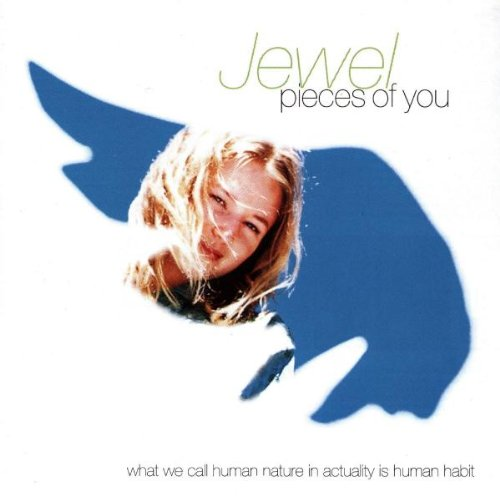 Jewel, You Were Meant For Me, Melody Line, Lyrics & Chords