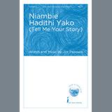 Download Jim Papoulis Niambie Hadithi Yako (Tell Me Your Story) sheet music and printable PDF music notes