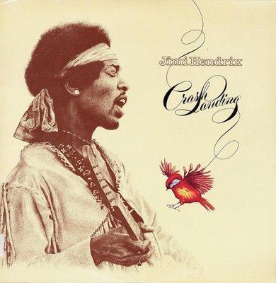 Jimi Hendrix, Crash Landing, Melody Line, Lyrics & Chords