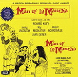 Download Joe Darion 'Man Of La Mancha (I, Don Quixote)' printable sheet music notes, Broadway chords, tabs PDF and learn this Piano, Vocal & Guitar (Right-Hand Melody) song in minutes