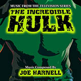 Download Joe Harnell The Incredible Hulk sheet music and printable PDF music notes